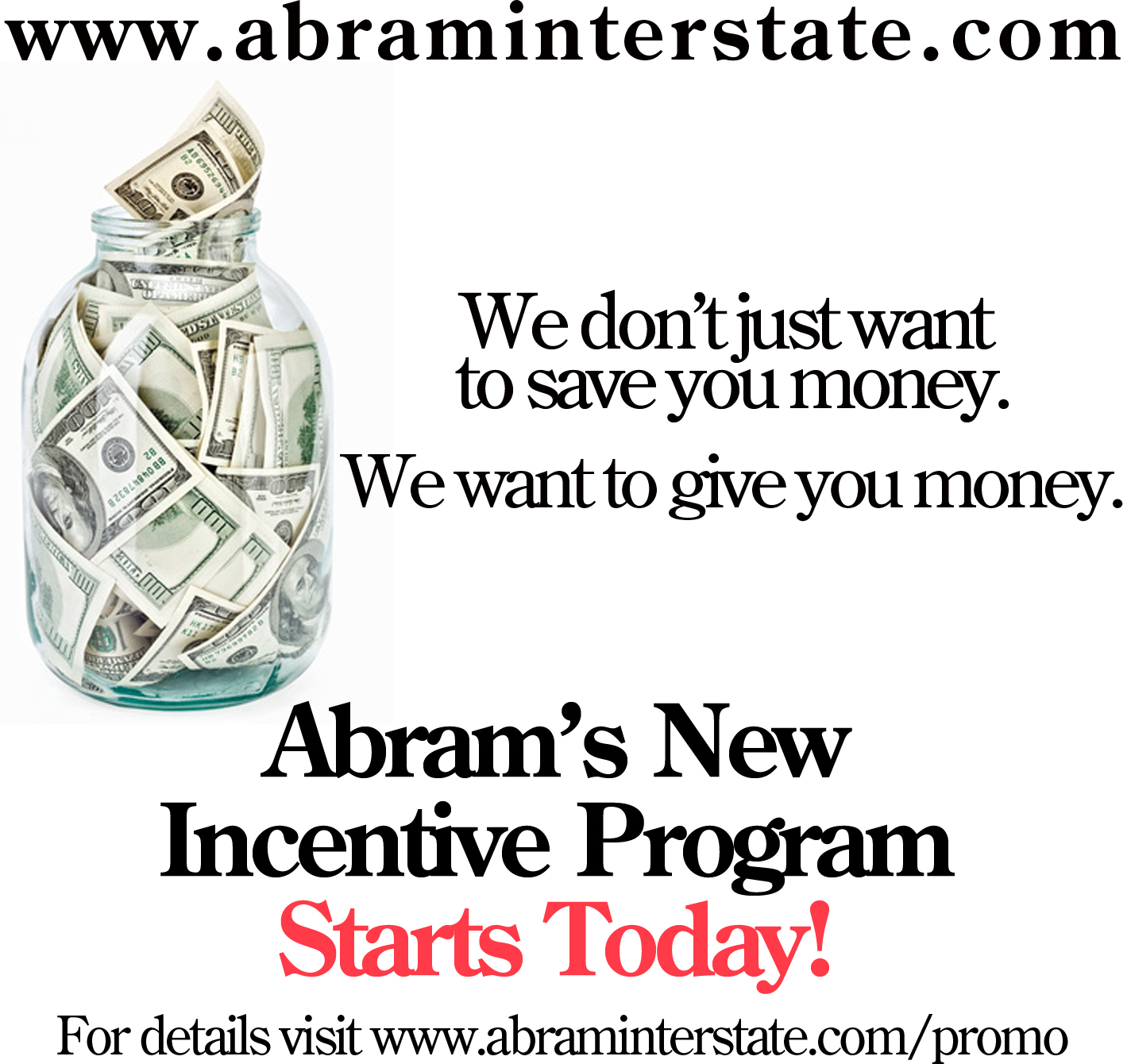 incentive blog ad - starts today! copy