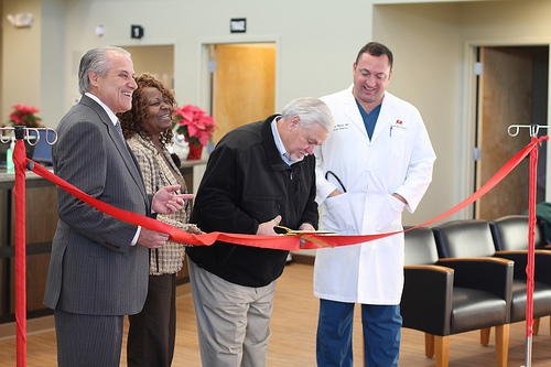 photo credit: Nason Medical Center is open for business via photopin (license)