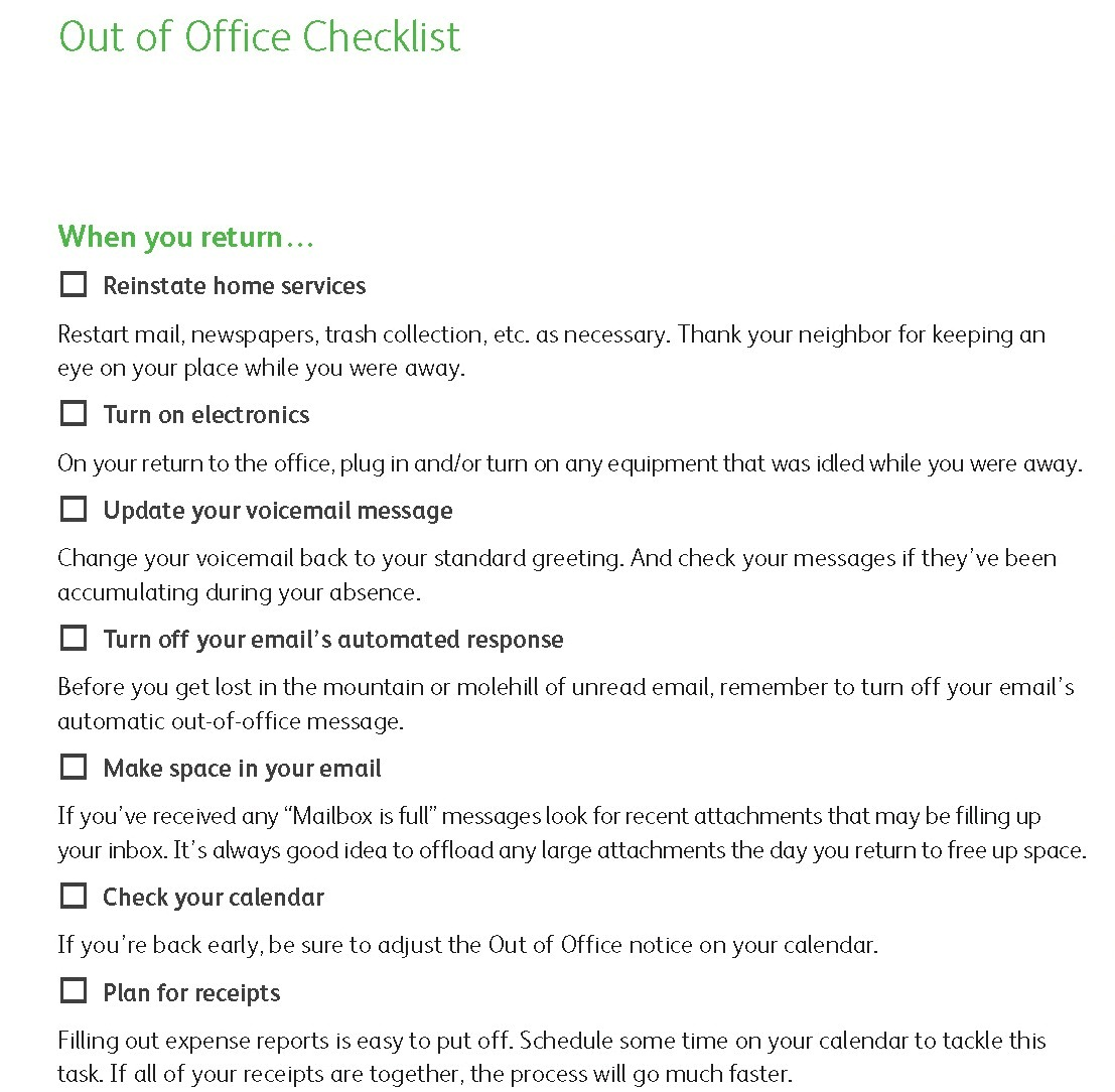 Out of office holiday voicemail greeting the best holiday 2017 voicemail greeting scripts doctor s office law dental m4hsunfo