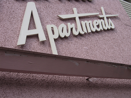 photo credit: Apartments! (Park View Apartments, 25th Avenue and Fulton Street) via photopin (license)