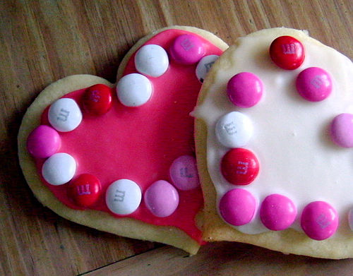photo credit: Valentine cookies via photopin (license)